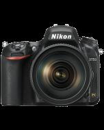Nikon D750 + 24-120mm VR Lens
