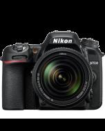 Nikon D7500 + 18-140mm Lens