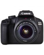 Canon EOS 4000D + 18-55mm Lens