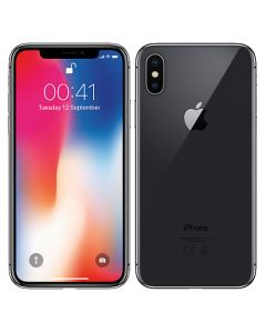 Apple iPhone X 64GB Space Grey without Facetime + 12 Months Apple Warranty