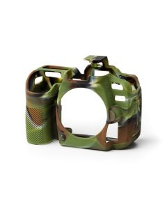 Easy Cover Camera case for Nikon D7500 Camouflage
