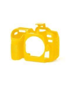 Easy Cover Camera case for Nikon D7500 Yellow