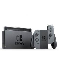 Nintendo Switch (2019) with Grey Joy-Con