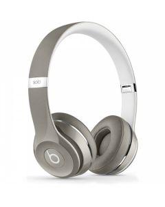 Beats Solo2 Luxe Edition Silver