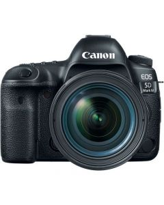 Canon EOS 5D Mark IV 24-105mm  f/4L IS II USM Lens