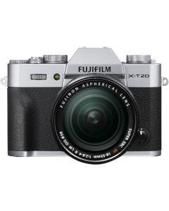 Fujifilm X-T20 + 18-55mm Lens
