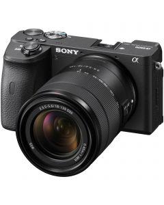 Sony Alpha A6600 18-135mm Lens
