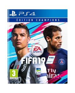 FIFA 19 Champions Edition For PS4