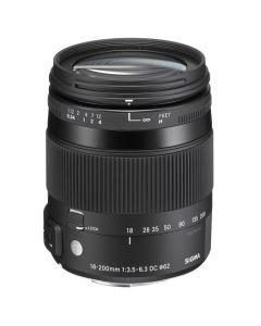 Sigma 18-200mm f/3.5-6.3 DC Macro OS HSM Lens For Nikon
