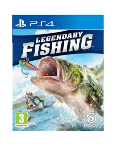 Legandary Fishing For PS4