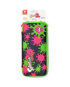 Nintendo Switch Splatoon 2 Travel Case