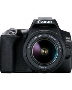 Canon EOS 250D 18-55mm Lens