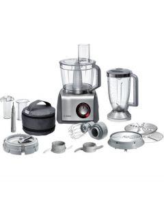 Bosch Food Processor 1250W Dark Grey Stainless Steel - MCM68861GB