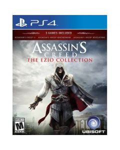 Assassin's Creed The Ezio Collection For PS4