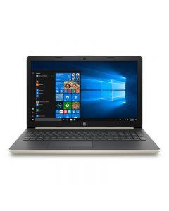 HP Pavilion 15 DA1092NE-7VY30EA i7 1.8GHz, 12GB RAM 1TB+128SSD 15.6 Inch Gold Laptop