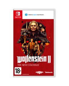 Wolfenstein II For Nintendo Switch