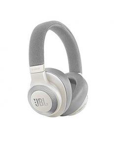 JBL E65BTNC Wireless Noise Cancelation Headphones White