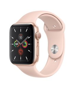 Apple Watch SE 44mm GPS MYEY2 Gold Aluminum Case with Sport Band