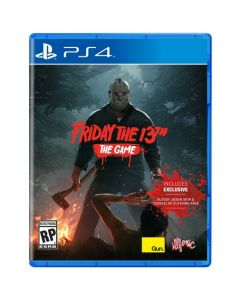 Friday The 13th For PS4