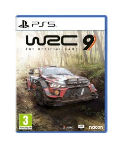 WRC 9 for PS5