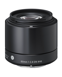 Sigma 60mm f/2.8 DN Lens for Sony