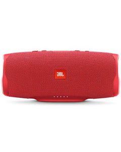 JBL Charge 4 Portable Bluetooth Speaker Red