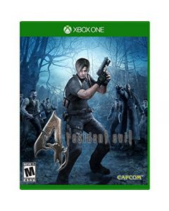 Resident Evil 4 For Xbox One