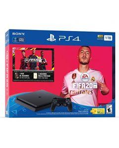 Sony Playstation 4 - PS4 Console SLIM 1TB BLACK + Fifa 2020