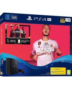 Sony PlayStation 4 Pro - PS4 Pro Console 1TB Black + Fifa 2020
