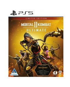 Mortal Kombat 11 Ultimate Limited Edition for PS5