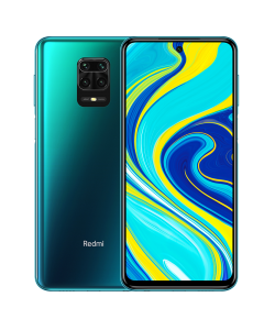 Xiaomi Mi Redmi Note 9 pro 64GB 6GB RAM Tropical Green