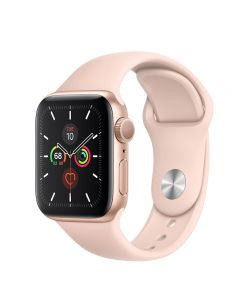 Apple Watch Series 6 44mm GPS Gold Aluminum Case with Sport Band