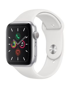 Apple Watch SE 40mm GPS + Cellular MYF52 Silver Aluminum Case with Sport Band