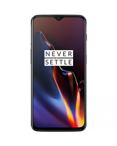 OnePlus 6T 64GB 6GB RAM Mirror Black