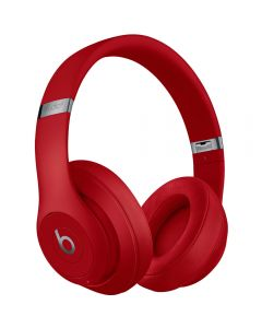 Beats Studio 3 Wireless Over Ear Headphones Red