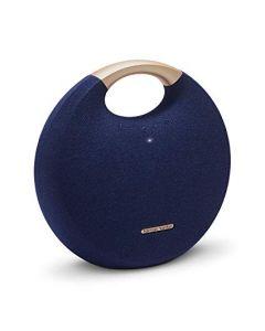 Harman Kardon Onyx Studio 5 Portable Bluetooth Speaker Blue