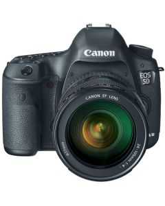 Canon EOS 5D Mark III + 24-105mm Lens