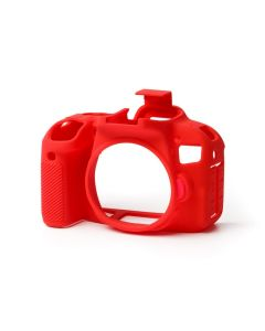 Easy Cover Camera case for Canon 800D Red