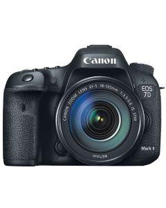 Canon EOS 7D Mark II + 18-135mm Lens