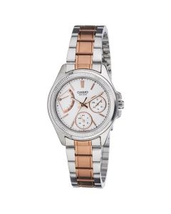 Casio Enticer Women's Analog Watch LTP-2089RG-7AV