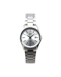 Casio Analog Silver Dial LTP-1183A-7ADF Women's Watch