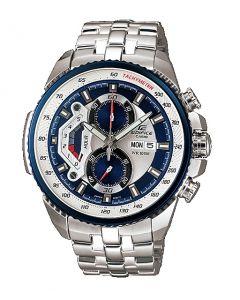 Casio Edifice Chronograph Blue Dial EF-558D-2AV Men's Watch