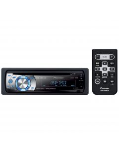 Pioneer DEH-S4050BT Car Stereo with Dual Bluetooth