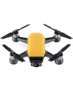 DJI Spark Mini Drone Yellow