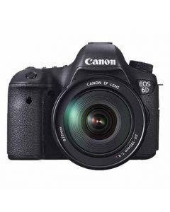 Canon EOS 6D + 24-105mm STM Lens