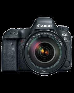 Canon EOS 6D Mark II + 24-105mm STM Lens