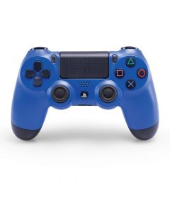 Sony PS4 Dual Shock 4 Wireless Controller Blue