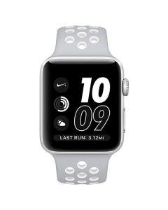 Apple Watch Series 2 Nike+ 38mm MNNQ2LL/A Silver/White Nike Sport Band (Silver Aluminium)