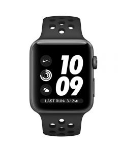 Apple Watch Series 2 Nike+ 38mm MQ162LL/A Space Gray Aluminum Case with Anthracite/Black Nike Sport Band
