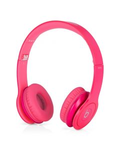 Beats Solo HD Headphones Drenched In Color Pink